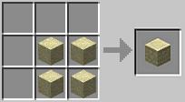 Как сделать песчаник